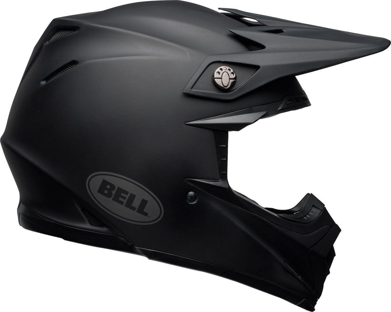 Bell Moto-9 Mips Intake Motocross hjelm Svart XS