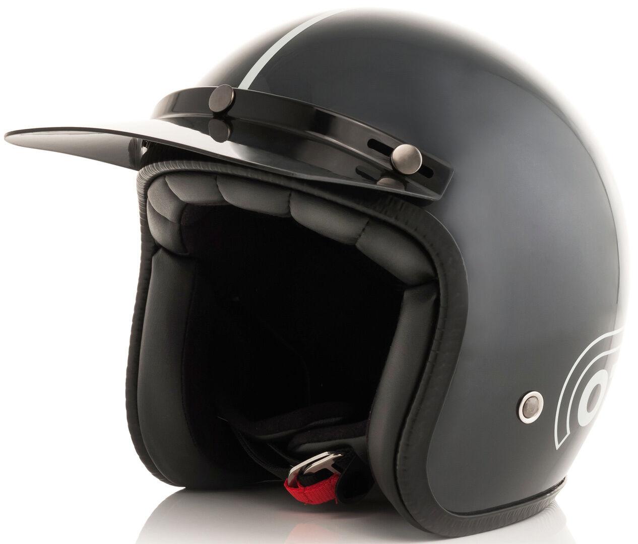 Acerbis Ottano Jet hjelm Grå XL