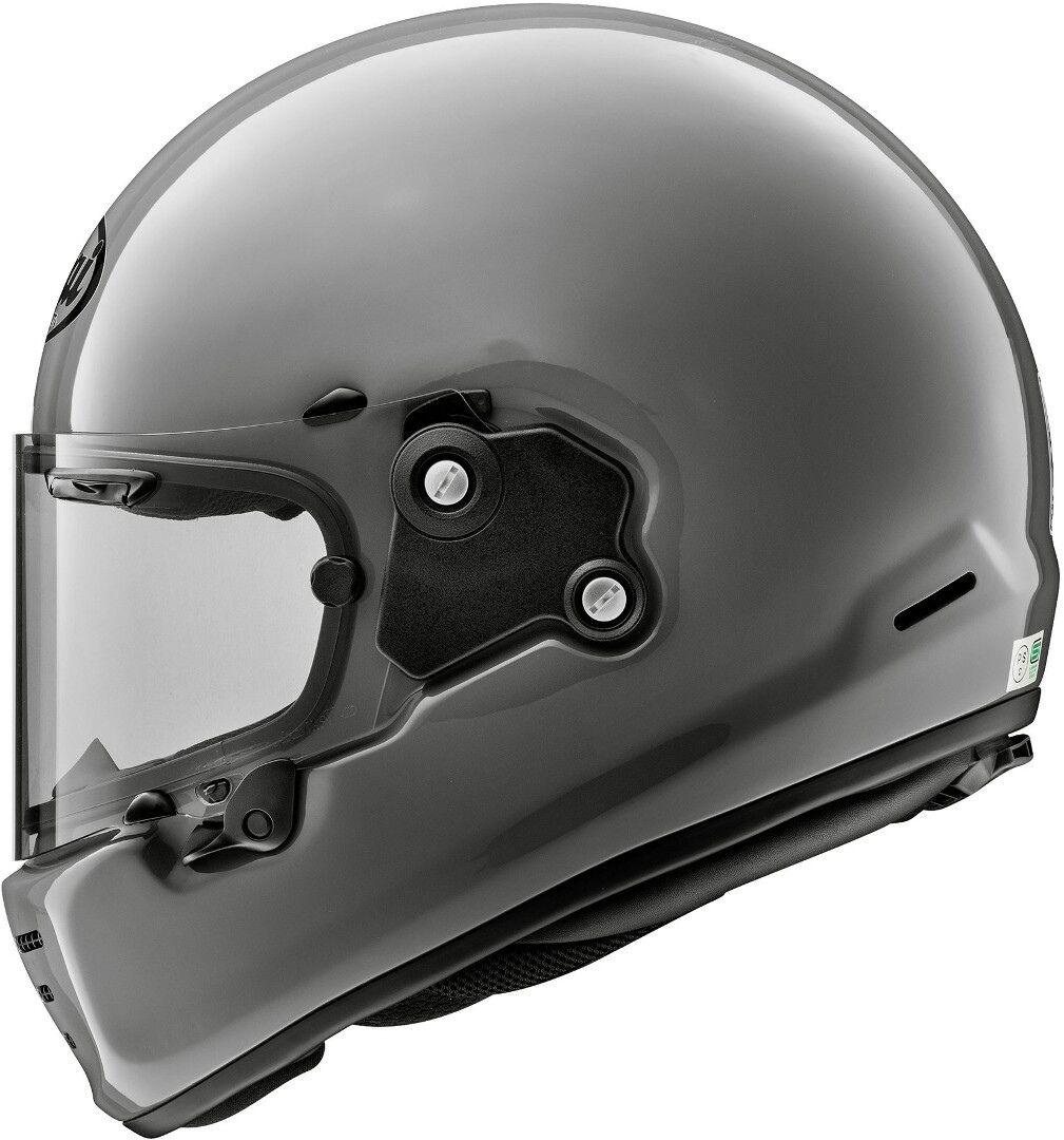 Arai Concept-X Solid Hjelm Grå 2XL