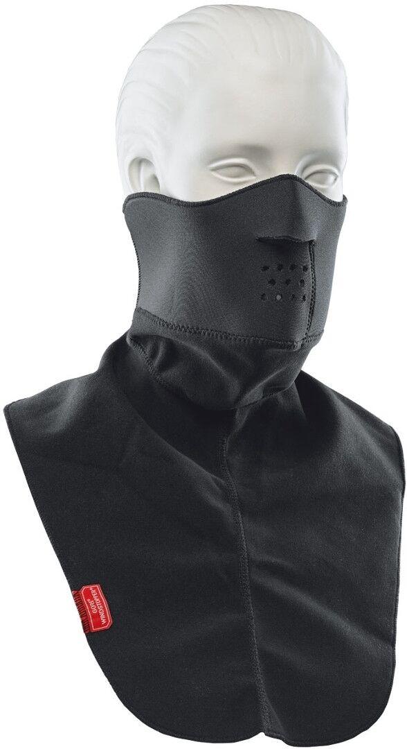 Held 9353 Neck/Face Warmer Hals/ansikt varmere S Svart
