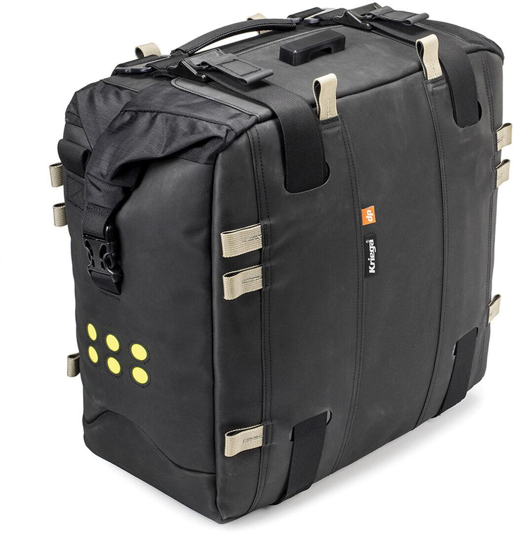 Kriega Overlander-S OS-32 Luggage Bagasjen 21-30l Svart