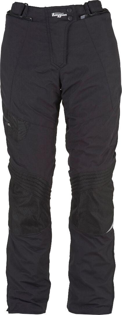Furygan Trekker Evo Ladies motorsykkel tekstil bukser M Svart