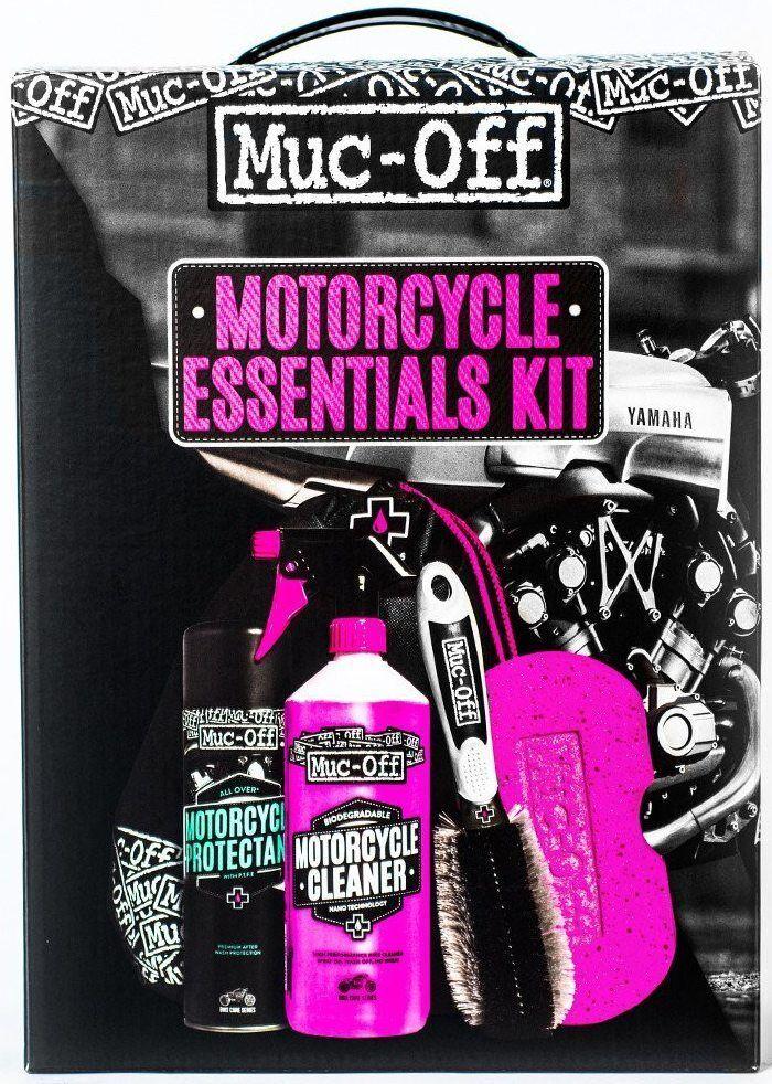 Muc-Off Motorcycle Care Essentials Rengjøring Box