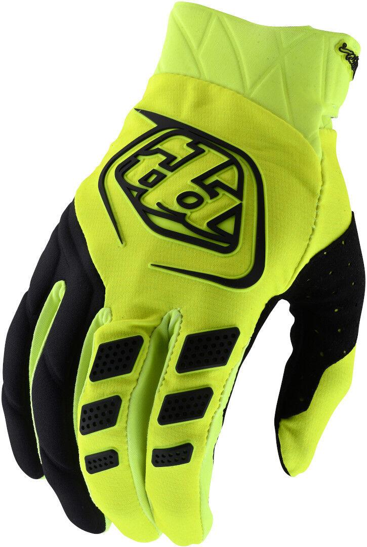 Troy Lee Designs Revox Motocross Hansker XL Gul