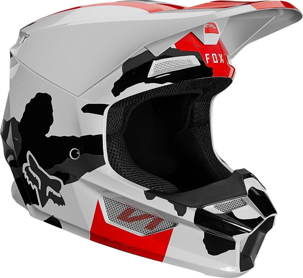 FOX V1 Beserker Special Edition Motocross Hjelm XL Flerfarget