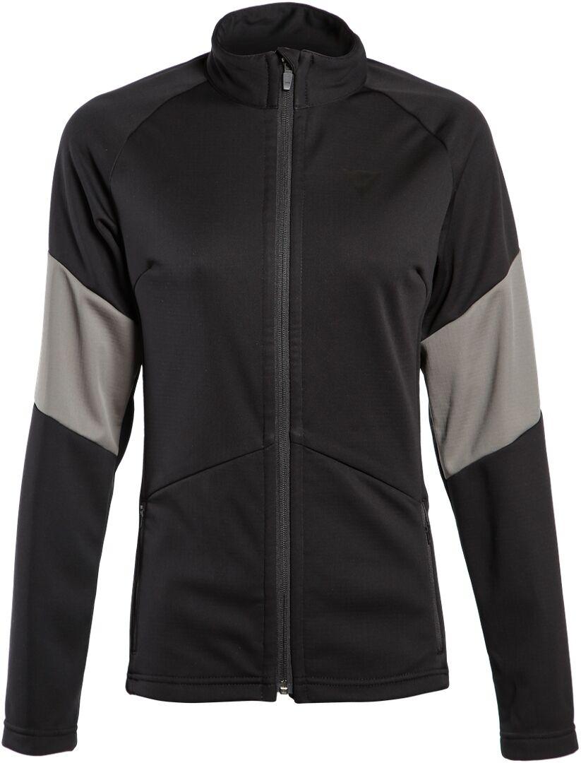 Dainese HP2 Mid Full Zip Ladies funksjonell jakke S Svart Grå