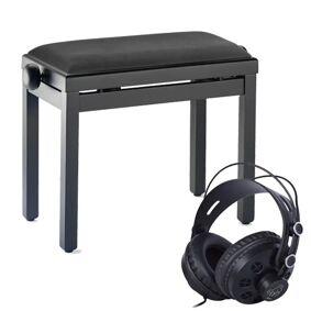 Digitalpiano.com Tilbehørspakke (Pianokrakk Og Hodetelefoner)