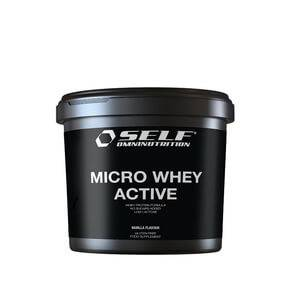 Self Omninutrition Micro 100% Whey Active, 4 kg, blokkebær Protein