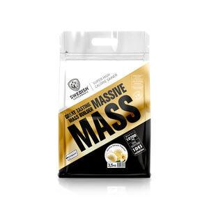 Swedish Supplements Massive Mass, 7 kg, Vanilla Gelato Gainers