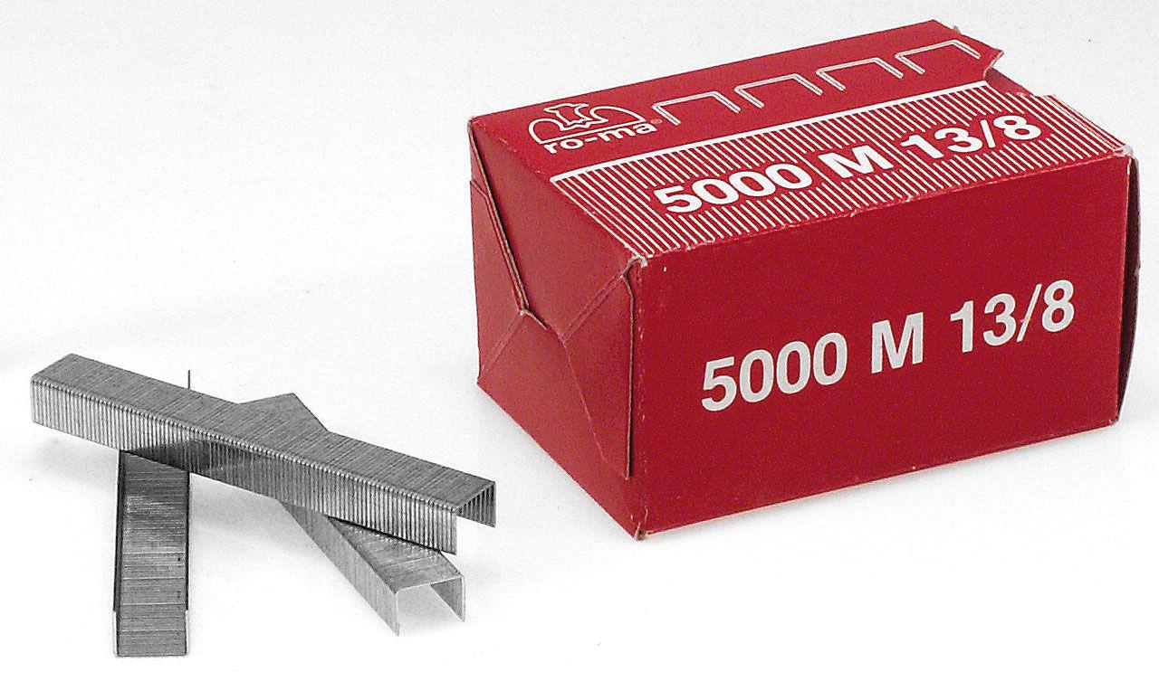 Konstlist KlamStiftermer 13/4 mm - 5000 stk