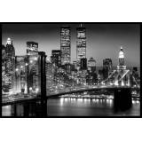 By Agus Brooklyn Bridge - 61x91,5 cm