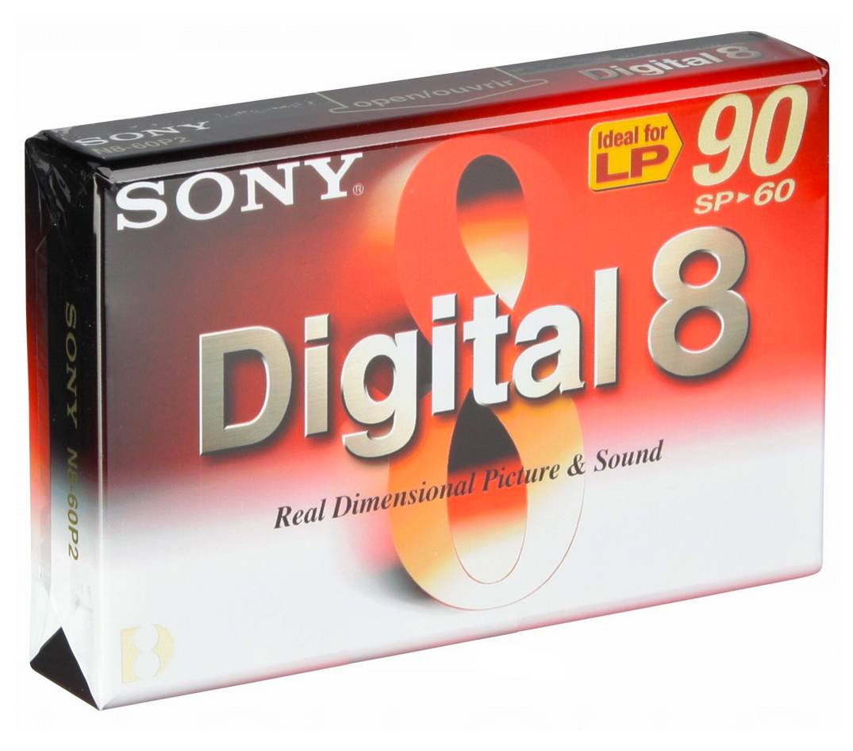 Difox Sony Digital 8 bånd