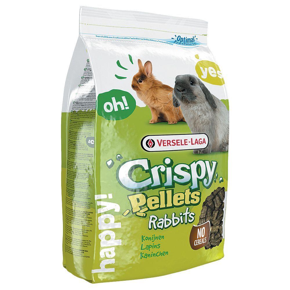 Versele Laga Versele-Laga Crispy Pellets Rabbits - 2 x 2 kg