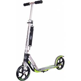 HUDORA Big Wheel City Scooter Barn green/silver  2021 Barnesparkesykler