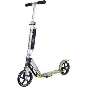 HUDORA Big Wheel City Scooter Barn green/silver  2021 Barnesparkesykler