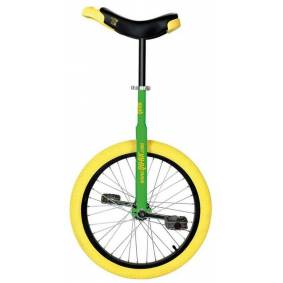QU-AX Luxus Unicycle green 20 2021 Enhjulinger