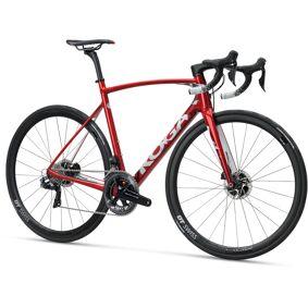 Koga Kimera Pro chrome red/white 56cm 2021 Landeveissykler