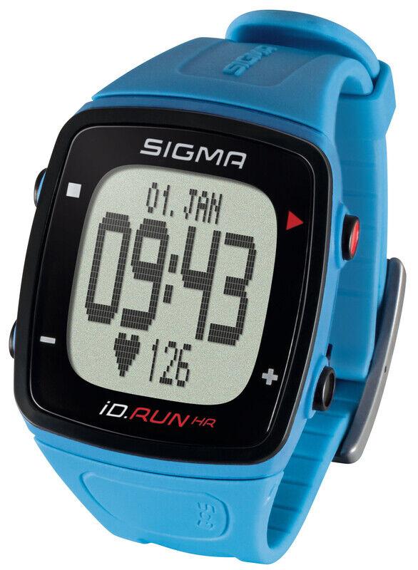 Sigma SPORT ID.Run HR Pulsmåler blue  2020 Pulsbånd & Pulsklokker
