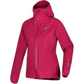 inov-8 Stormshell FZ vanntett jakke Dame rosa UK 8   S 2021 Løpejakker