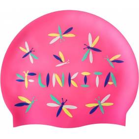 Funkita Silicone Swimming Cap fly dragon  2020 Badehetter