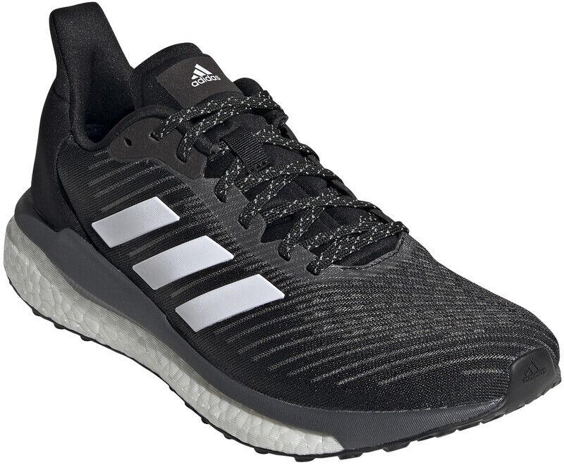 adidas Solar Drive 19 Sko Dame grå/svart UK 5,5   EU 38 2/3 2020 Løpesko hardt underlag