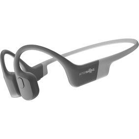 AfterShokz Aeropex Bone Conduction Headphones grå  2021 Pulsbånd & Pulsklokker