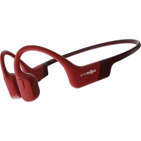 AfterShokz Aeropex Bone Conduction Headphones rød  2021 Pulsbånd & Pulsklokker