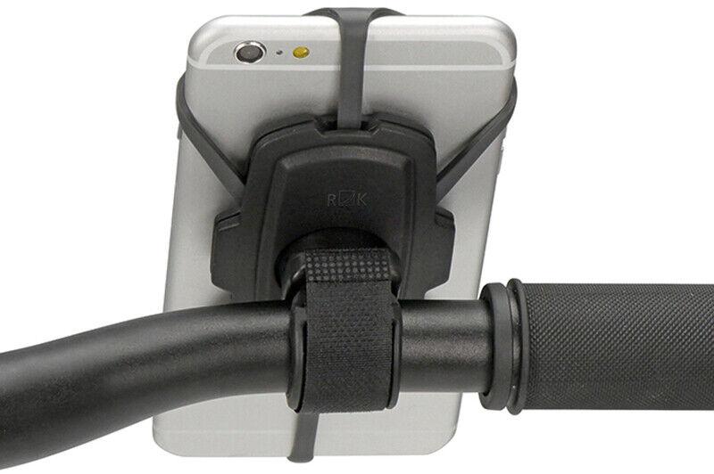 KlickFix PhonePad Loop Telefonholder black  2021 Smartphone Tilbehør