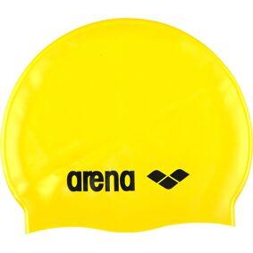 arena Classic Silicone Lokk yellow/black  2021 Badehetter