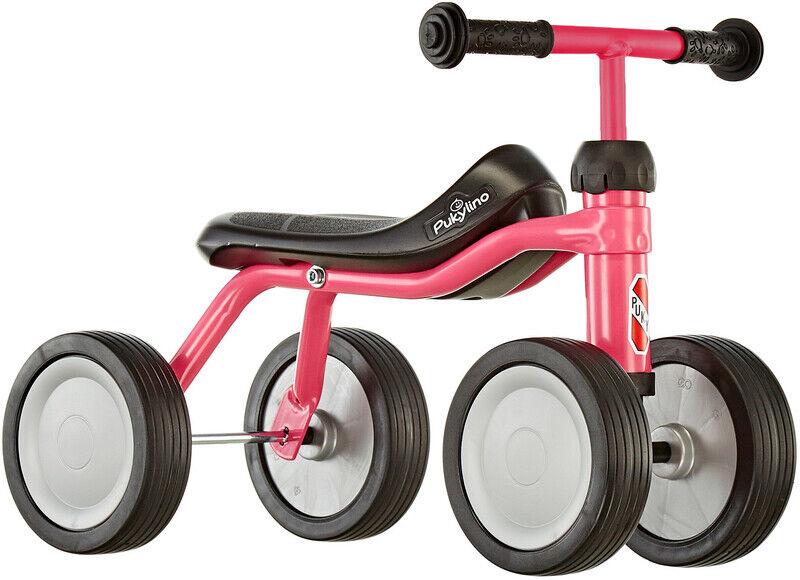 Pukylino Hjul Barn Rosa  2022 Tråbiler