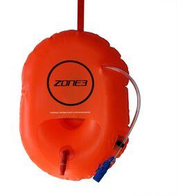 Zone3 Swim Safety Bøye / hydreringskontroll hi-vis orange  2021 Trening og Svømmetilbehør