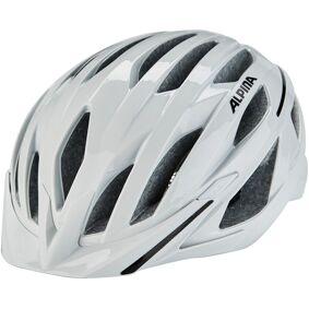 Alpina Haga Hjelm Hvit 55-59cm 2021 MTB-hjelmer
