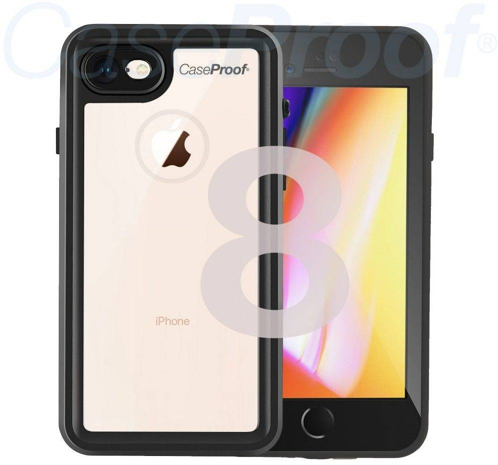 CaseProof Pro-sak (iPhone 8/7)