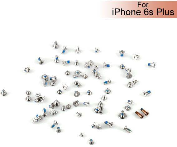 Apple Ekstraskruer Komplett sett (iPhone 6S Plus) - Rosegull