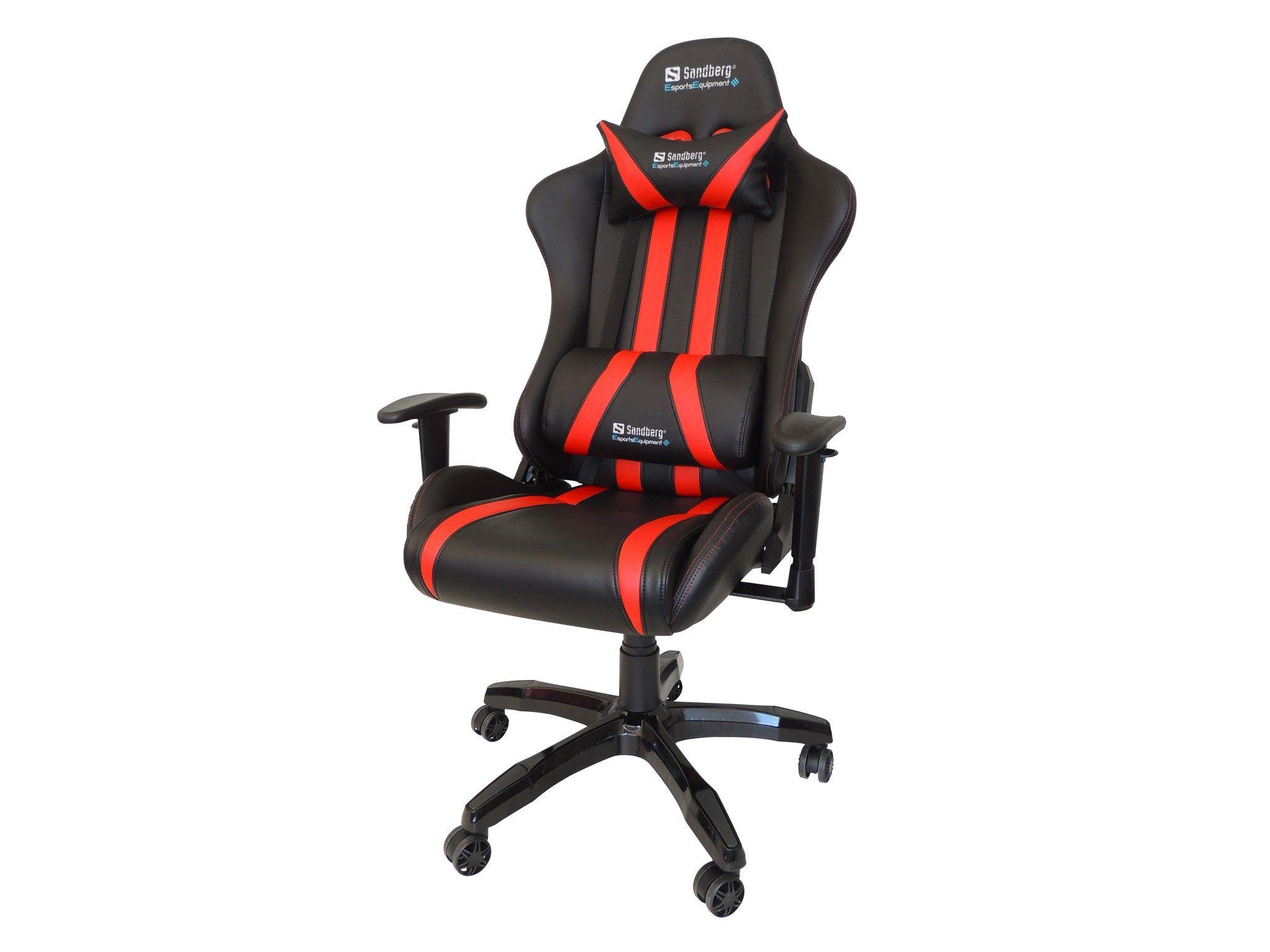 Sandberg Commander Gaming Chair - Röd