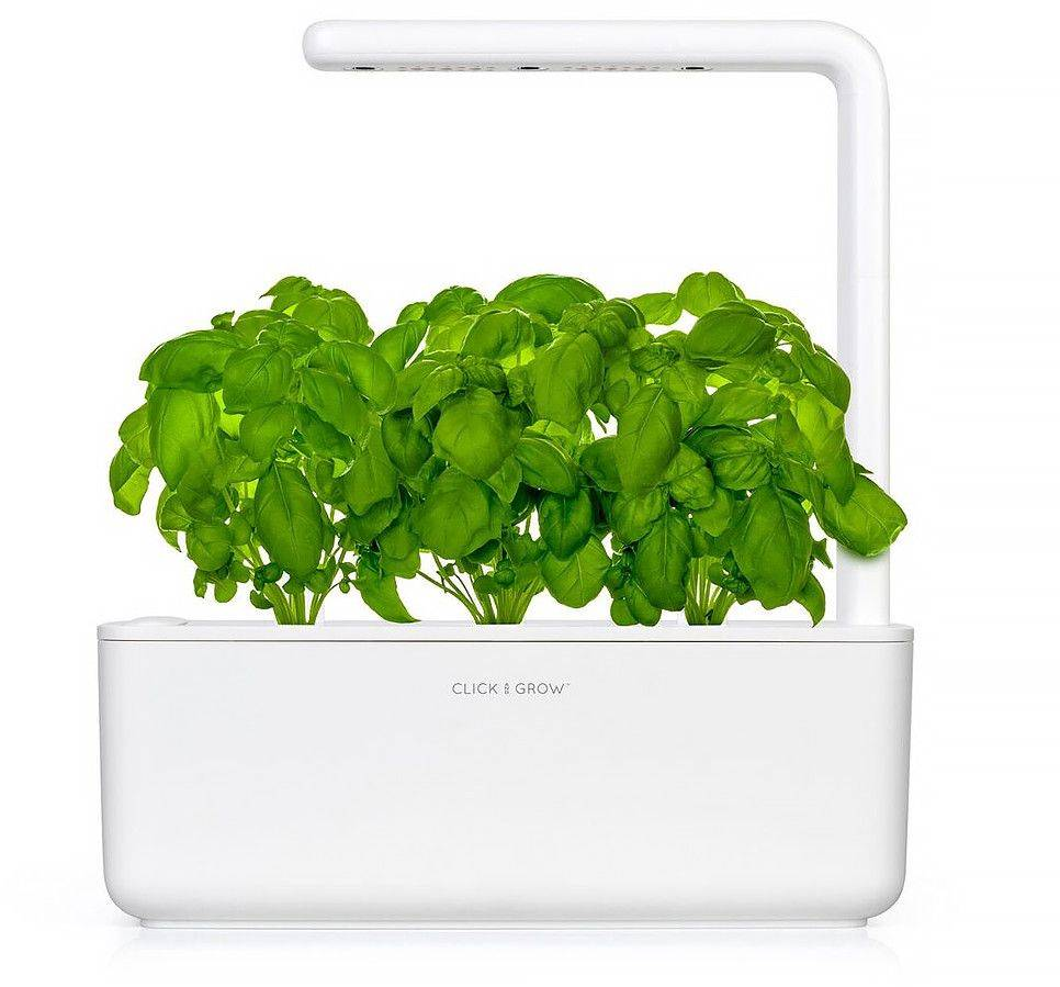 Click And Grow Smart Garden 3 Start Kit - Hvit