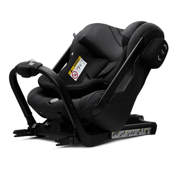 Axkid One Bilstol Småbarnstol- Granite Melange