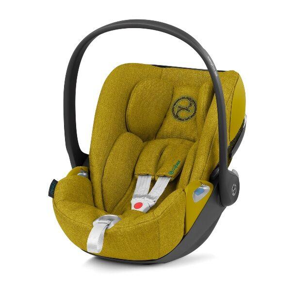Cybex, Cloud Z I-Size Plus, Babybilstol- Mustard Yellow
