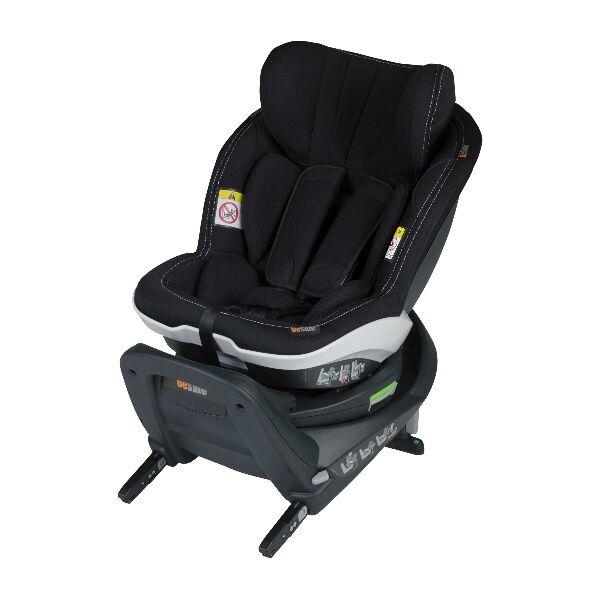 Besafe Izi Turn I-Sizesmåbarnstol- Premium Car Interior Black