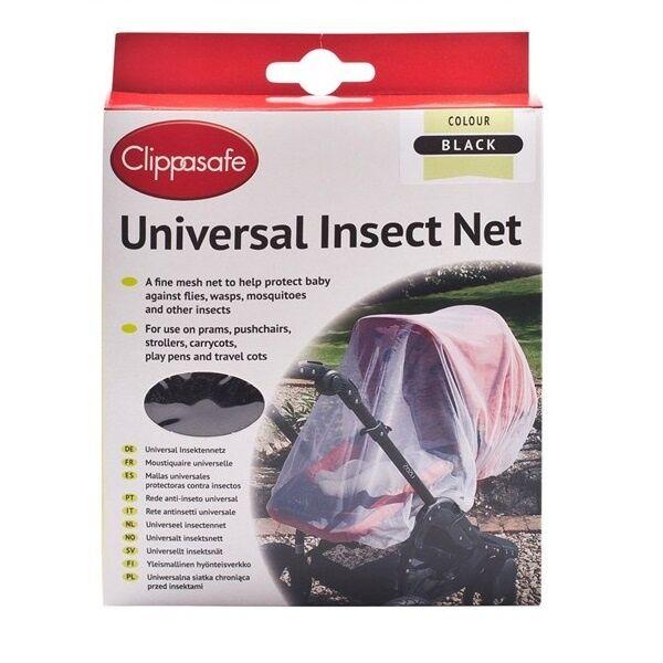 Clippasafe Universalt Insektsnett - Black