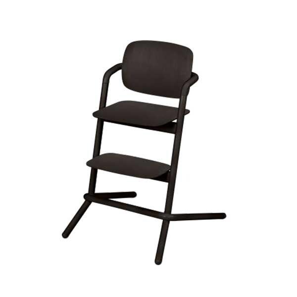 LEMO Chair (Cybex) Cybex LEMO chair WOOD (høystol) Infinity Black