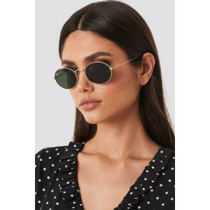 Ray-Ban Oval - Green,Gold