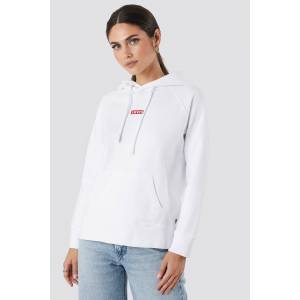 Levi's Graphic Sport Baby Hoodie - White