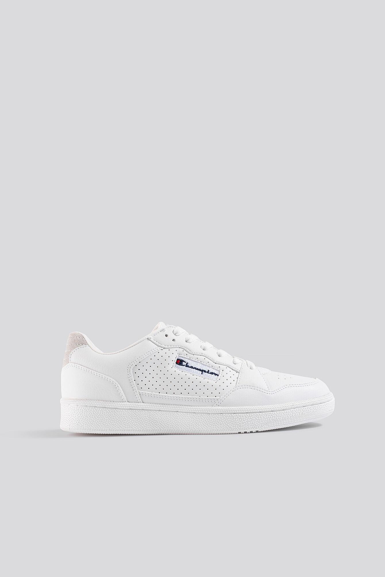 Champion Cleveland Low Cut Shoe - White