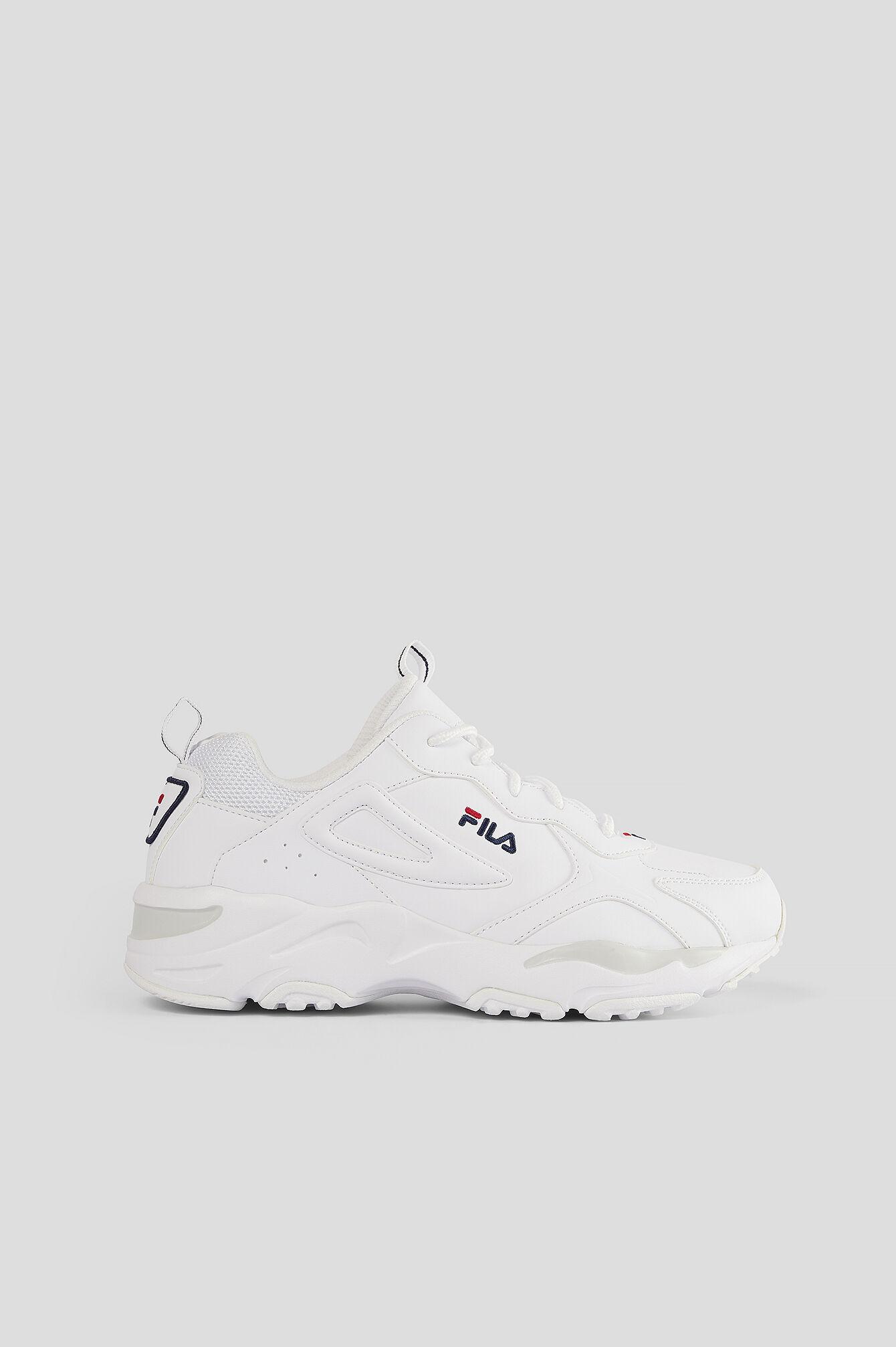 FILA Klassiske Sneakers - White