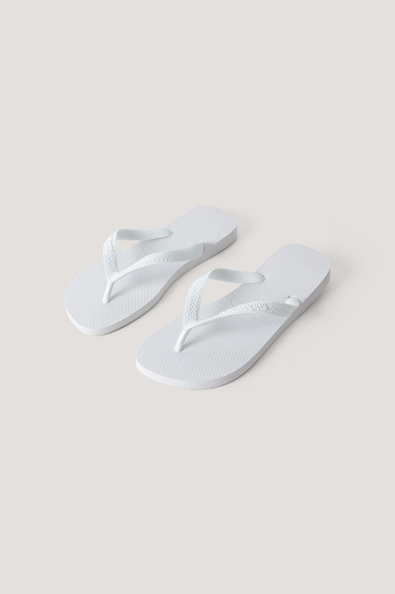 Havaianas Top Flip Flop - White