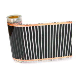 Nordic Products Nordic Heat Varmefolie 100cm 60w/m2 Løpemeter