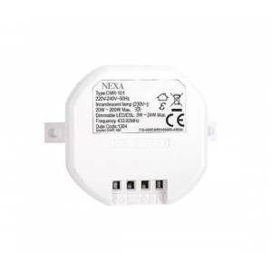 NEXA Wireless Mottager Dimmer for LED CMR-101