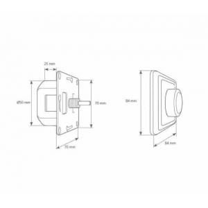 Vadsbo LED Dimmer VD100 1-100W