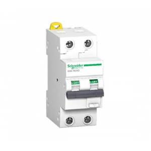 Schneider Electric Schneider Jordfeilautomat IC60 2P 25A 30MA C 10kA
